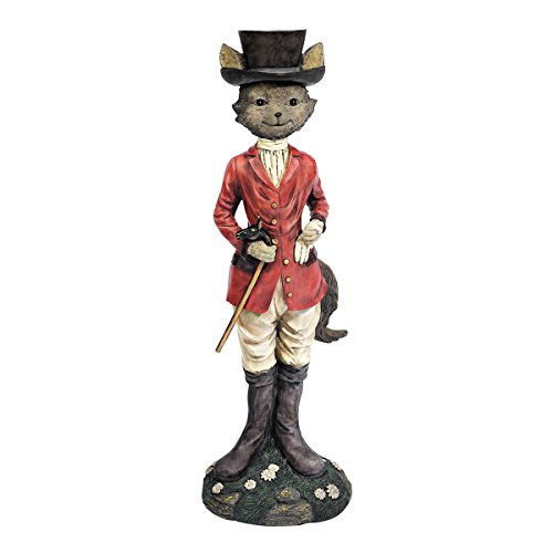 interprete-disegno-toscano-per-blagdon-tally-ho-volpe-giardino-figurina-vestito-come-un-cavaliere