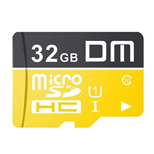 GuanElectronics Tarjeta Memoria TF MicroSD C10 Serie