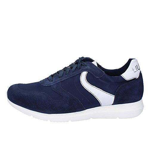 Liu Jo Chaussures élégantes Homme Textile Bleu 44 EU