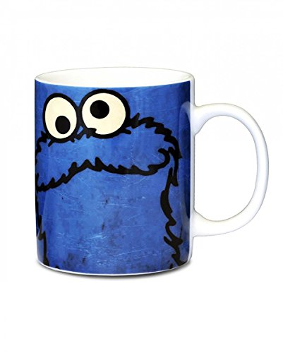 Sesame Street Cookie Tazza Mostro