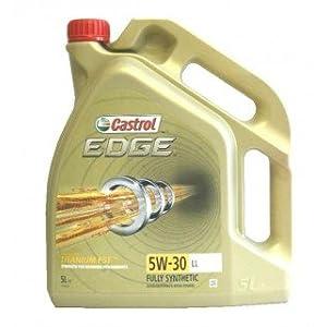 Castrol Edge 5W30LL Titanium FST 5 L Castrol Espagne pas cher