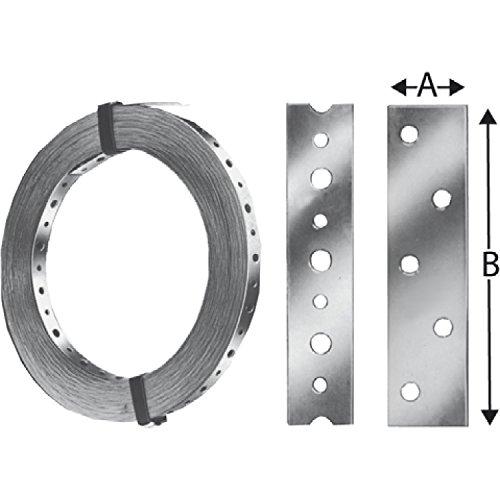 Lochband Gewicht