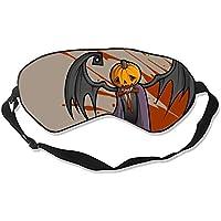 Augenmaske, für den Urlaub, Halloween, Kürbis-Schlafmaske, Lichtblockierender Memory-Schaum, verstellbarer Riemen... preisvergleich bei billige-tabletten.eu