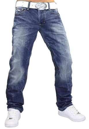M.O.D Jeans Thomas long cay blue 34/32