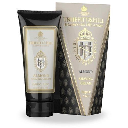 Truefitt & Hill Almond Shave Cream Tube 75g (Shave Almond Cream)