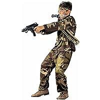 Bambini soldato uniforme Camouflage