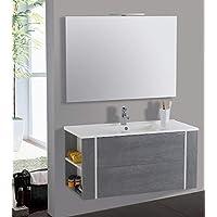 Amazon.it: mobili bagno sospesi - Giordanoshop / Bagno: Casa e cucina