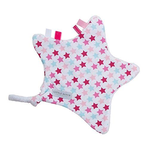 LITTLE DUTCH 6362 Schmusetuch Stern mixed stars mint