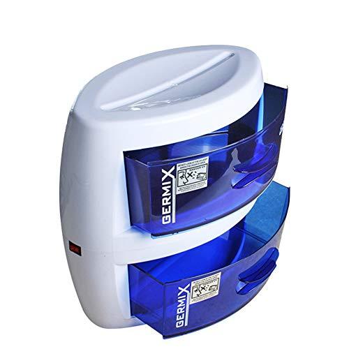 Handtuchheizung Desinfektionsschrank Doppel-Desinfektionsschrank UV-Ozon-Desinfektionsschrank Beauty-Salon Nagel Unterwäsche Sterilisator (Für Salon-schönheit Tisch)