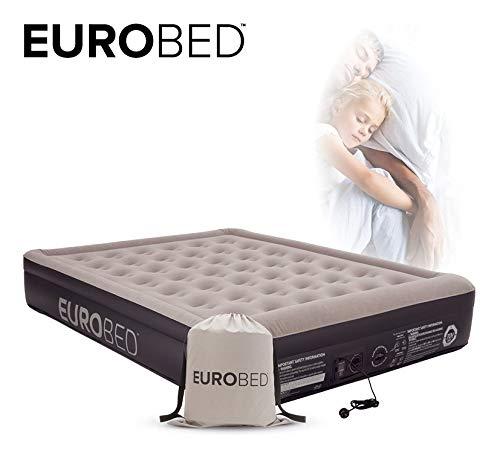 Eurobed Komfort-Luftbett mit integrierter Pumpe - Gästebett Aerobed