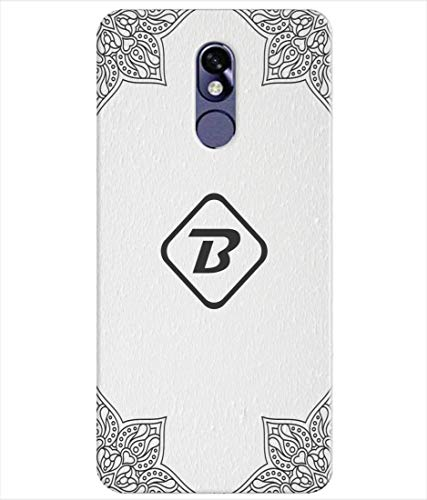Inktree® Printed Designer Silicon Back Cover for ITEL A22 Pro - Alphabet B