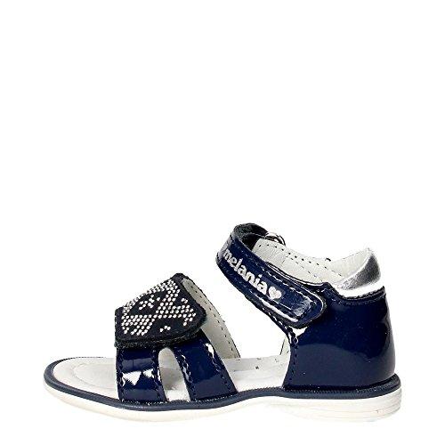 MELANIA ME8041B6E.B Sandale Fille Bleu