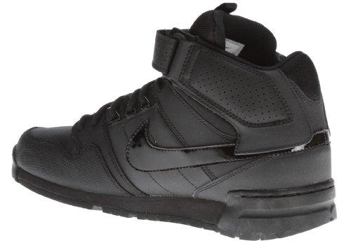 Nike Mogan Mid 2 OMS Black 535836 001 Schwarz