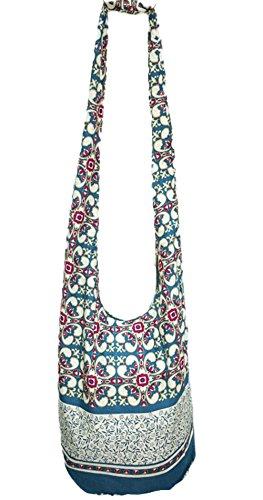 NiNE CiF Borsa da spiaggia, floral 1055 (multicolore) - 026# floral 1166