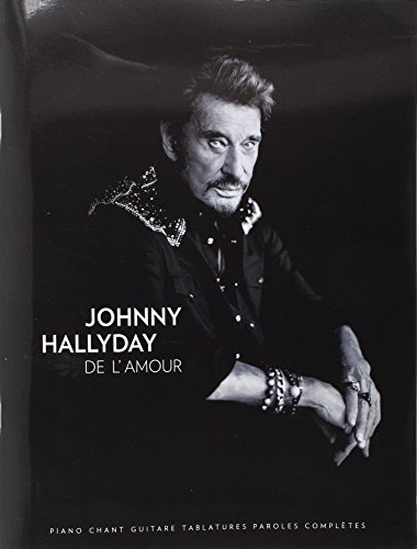 HALLYDAY JOHNNY - DE L'AMOUR
