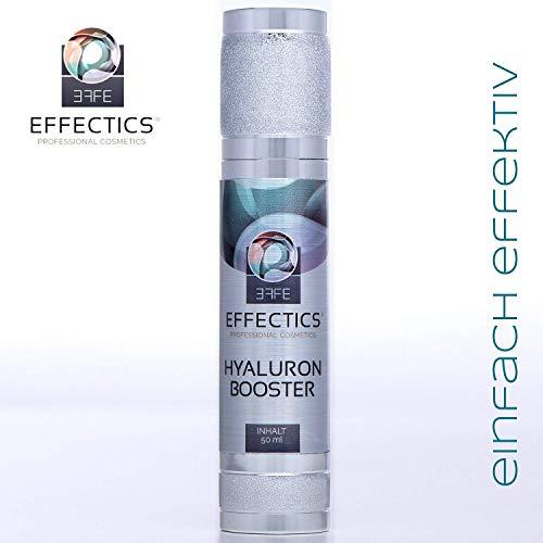 Hyaluronsäure Konzentrat Gel – von Effectics | hochdosiertes Hyaluron Anti-Aging Serum 50 ml – MADE IN GERMANY