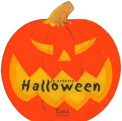 Je prépare Halloween par Collectif
