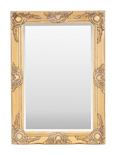 Espejo de Pared de Madera de Haywood