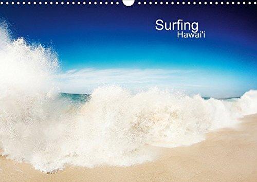 Surfing Hawai'i (Posterbuch DIN A4 quer): Foto-Kollektion Surfing Hawai'i (Posterbuch, 14 Seiten) (CALVENDO Sport) [Taschenbuch] [Mar 21, 2013] Fox, Andy