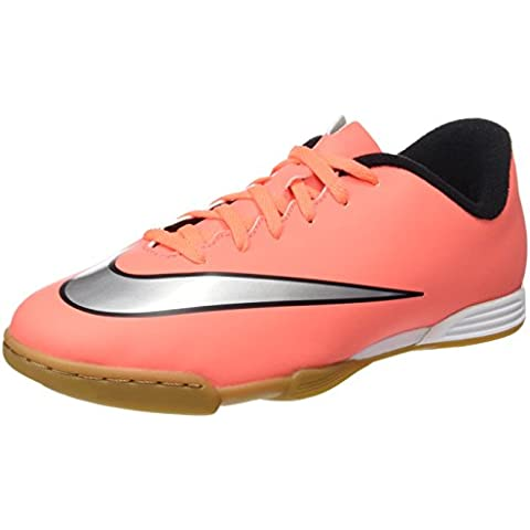 Nike Jr Mercurial Vortex II IC - Zapatillas de Deporte, Niñas