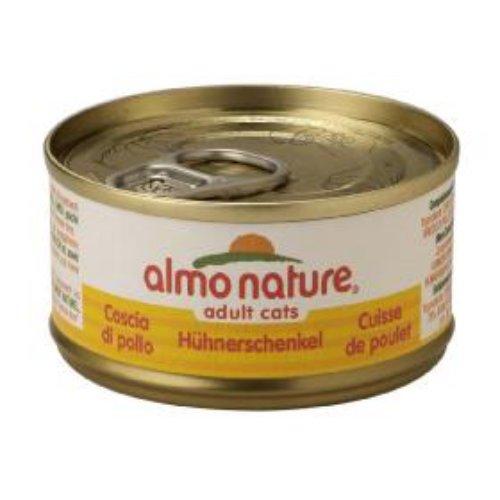 Almo Nature HFC 70 Natural - Cuisse de Poulet - 24 x 70 g