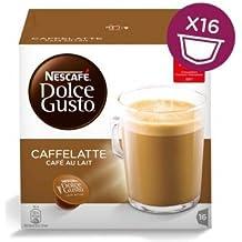 Nescafe Dolce Gusto Cafe' Leche 16 Cápsulas