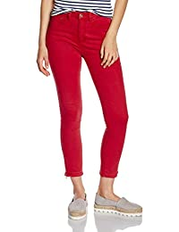 Cortefiel, JEANS SKINNY COTTON CREMALL BAJO - Pantalones para mujer