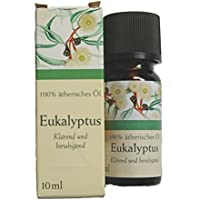 Pajoma Duftöl 100% Ätherisches Öl Eukalyptus Eukalyptusöl 10 ml preisvergleich bei billige-tabletten.eu