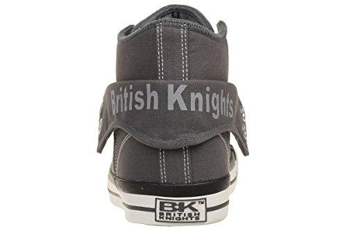 British Knights - Roco, Scarpe da ginnastica Donna Grau