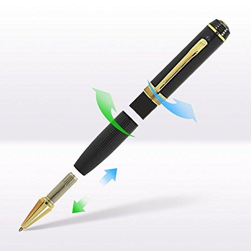 matecam-bolgrafo-espa-cmara-1080P-HD-Cmara-oculta-secreto-Real-HD-funciones-de-vdeo-vdeo-fotos-y-PC-cmara-web-superior-y-Covert-Spy-Cam-DVR-Pen-regalo-perfecto-dorado-1080P-Gold-corn-pen
