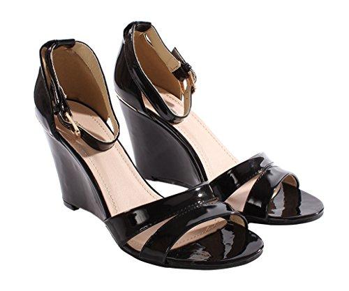 TrendStar des talons femmes d'plateforme talons des hauts dames chaussures c810fa