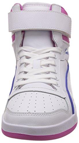 Puma Puma Liza Mid, Baskets hautes femme Blanc - Weiß (white-white 05)