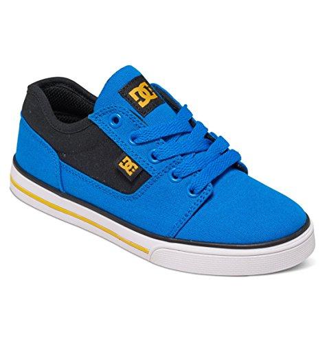 Kinder Sneaker DC Tonik TX Sneakers Jungen Blau/schwarz/grau