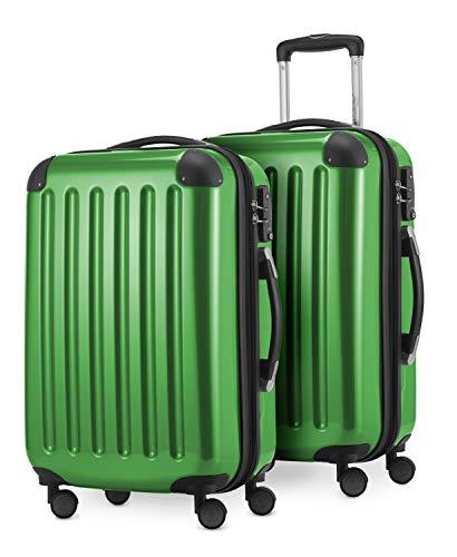 Hauptstadtkoffer, Valise Mixte, vert (Vert) - 57659333