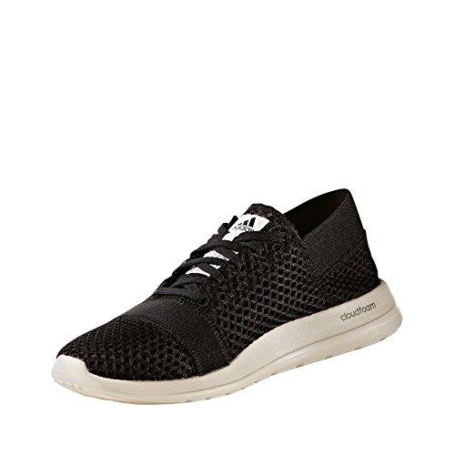 adidas Element Refine 3 W Chaussures de Course Femme Multicolore (Cblack/cblack/cwhite)