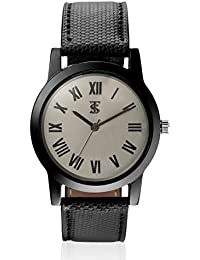 TSX Analog Watch With Leather Strap WATCH-058