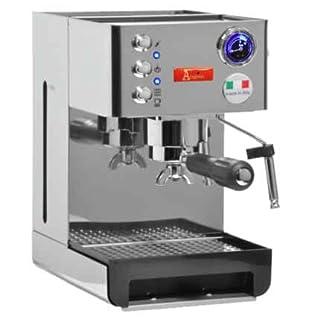 Acopino Espressomaschine Venezia edelstahl