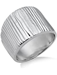 Joy Damen-Ring 925 Sterlingsilber rhodiniert JA137R
