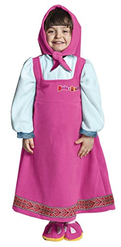 Joker jc053-002 - costume masha e orso m, multicolore
