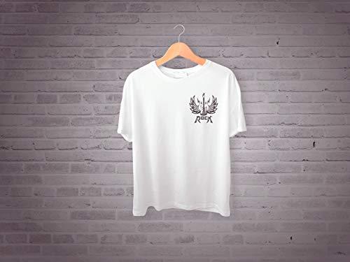 Camiseta Rock Fest   Talla L   Original y Divertida
