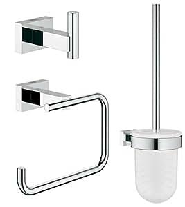 GROHE Set d'Accessoires Essentials Cube 40757001 (Import Allemagne)