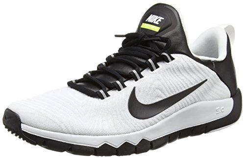 NikeFree Trainer 5.0 (V5) - scarpe da ginnastica Uomo Bianco (bianco)