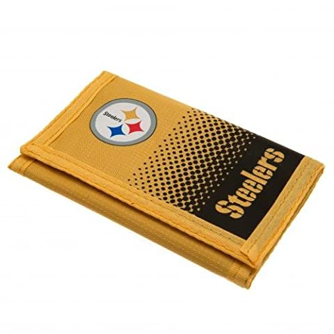 Pittsburgh Steelers - Porte-monnaie NFL (Taille unique)