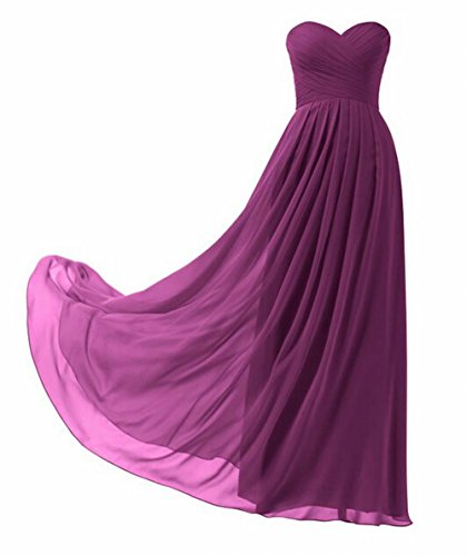 Leader of the Beauty - Robe - Fille Dark Magenta