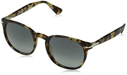 Persol Sonnenbrille Polasiert 3157 Brown/Beige Tortoise 105671, 52