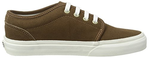 Vans U 106 Vulcanized Vintage, Sneakers Hautes mixte adulte Marron ((vintage) Dark