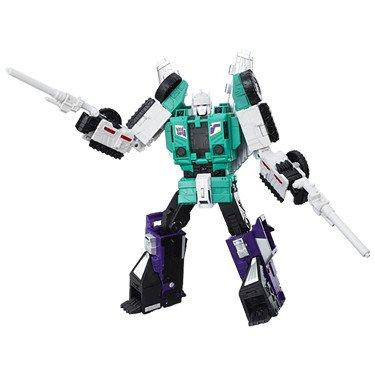 Transformers Generations Titans Return SIX SHOT and Revolver