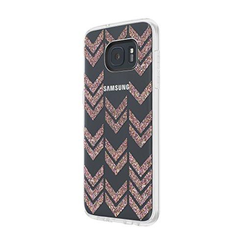 Incipio [Esquire Series] Carnaby Schutzhülle für Apple iPhone 7 / 8 in schwarz [Oberfläche aus Baumwolle | Robuste Hartschale | Edle Optik | Hybrid] - IPH-1485-CBK Isla - Multi Glitter