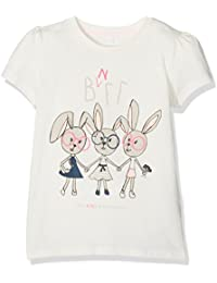 NAME IT Mädchen Langarmshirt Nitfenja Ss Top Mini