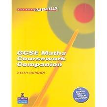GCSE Maths: Coursework Companion (GCSE Maths Essentials)